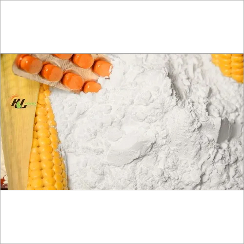 Pure Corn starch powder