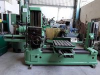 TOS H63 HORIZONTAL BORING MACHINE