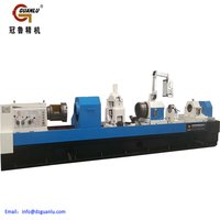 BTA drilling machine for tube sheet