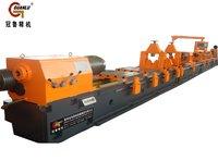 BTA drilling machine for tube sheet