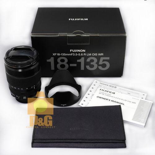 Fujifilm Fujinon  18-135mm Lens