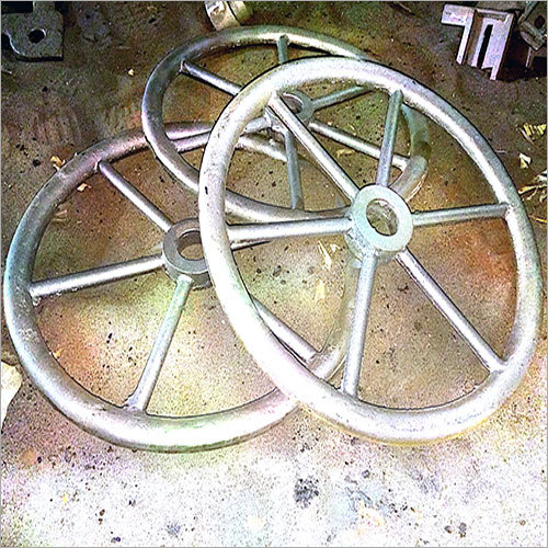 SGI Hand Wheel Casting