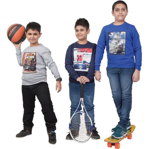 2931 Boys Sweatshirt