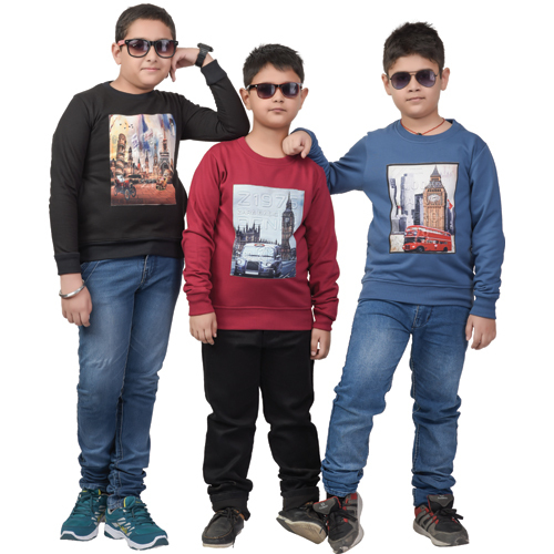 2939 Boys Sweatshirt