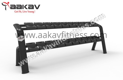 Dumbbell Rack X5 Aakav Fitness