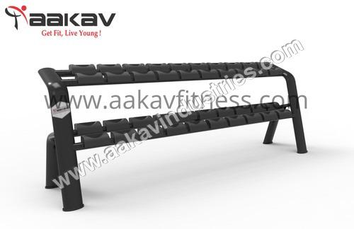 Dumbbell Rack X5 Aakav Fitness
