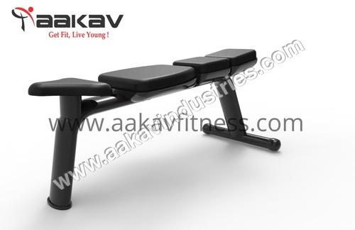 Flat Bench X5 Aakav Fitness