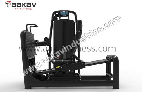 Horizontal Leg Press X5 Aakav Fitness