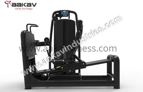 Horizontal Leg Press X5 Aakav Fitness