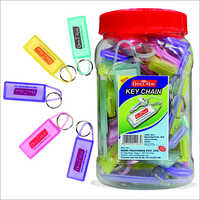 Key Chain Jar