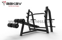 Olympic Decline Bench X5 Aakav Fitness