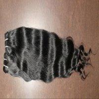 Remy Wavy Weft Hair