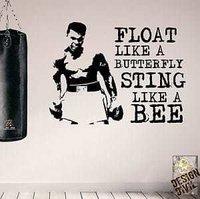 Motivation Gym Wall Art Design