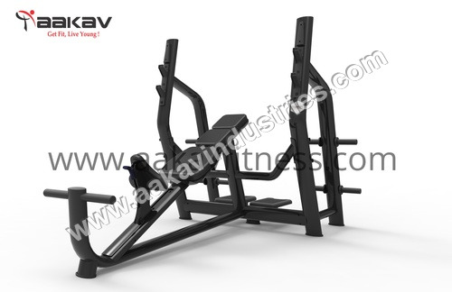 Olympic Incline Bench X5 Aakav Fitness