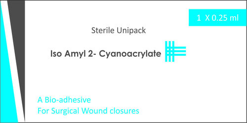 Iso amyl 2 Cyanoacrylate