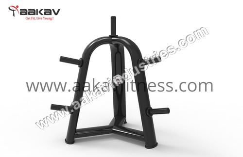 Plate Rack X5 Aakav Fitness