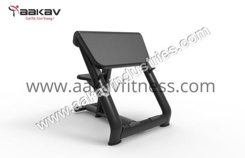 Preacher Curl Bench X5 Aakav Fitness