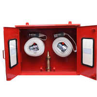 Double Door Fire Hose Box