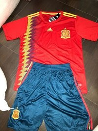 Football Jersey Set Belgium
