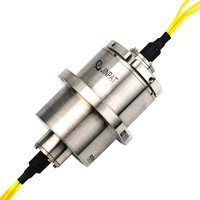 1 Channel Fiber Optic Rotary Joint