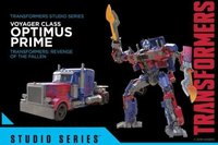 Transformers  Voyager  Series Optimus Prime