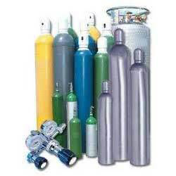 Mixture Gases Cylinder