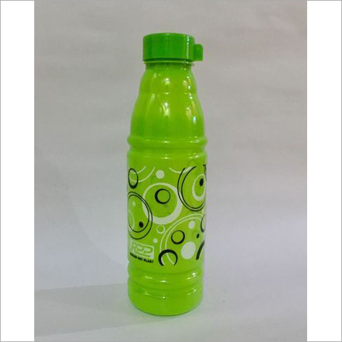 Printed Plastic Bottle