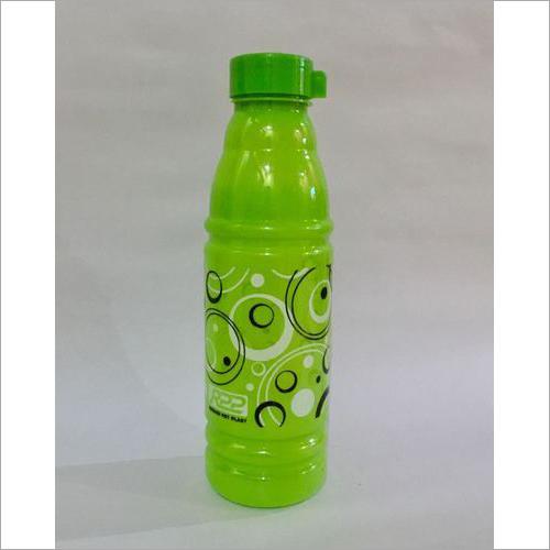 Printed Plastic Bottle