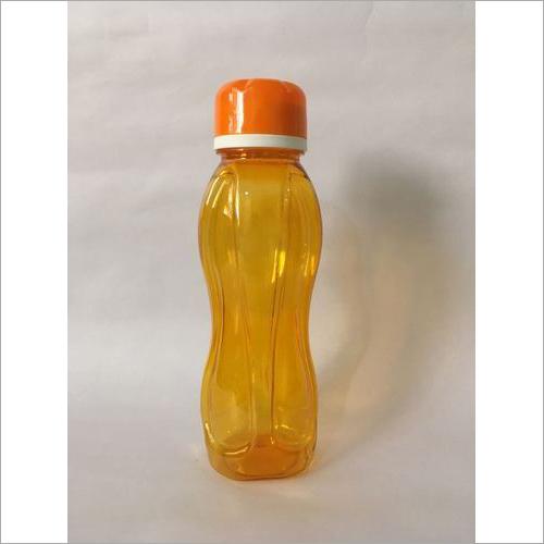 Yellow Pet Bottle