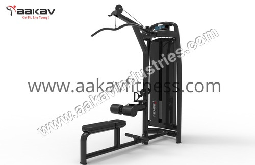 Lat Pulldown & Low Row X5 Aakav Fitness