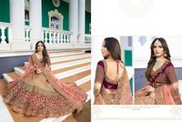 Ethnic Trendy Floral Embroidered Lehanga Choli Online