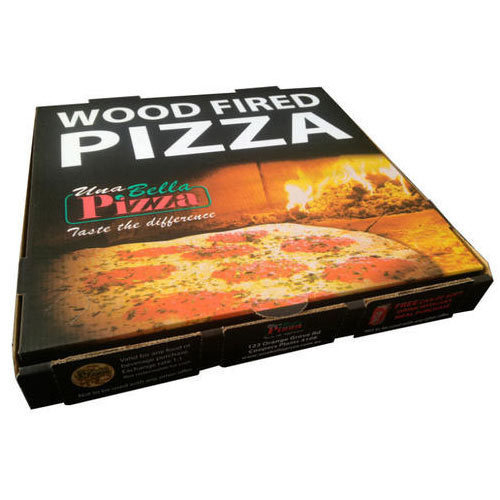 Pizza Packaging Corrugated Box