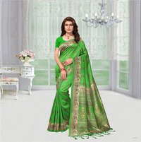 Party Wear Mysore Silk Saree