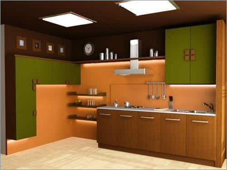 Corian modular Kitchen Service