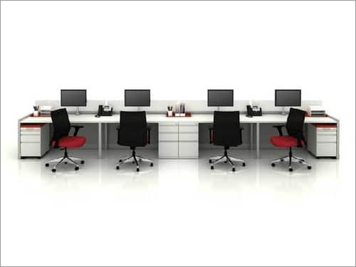 Corian Office Furniture Designing Service
