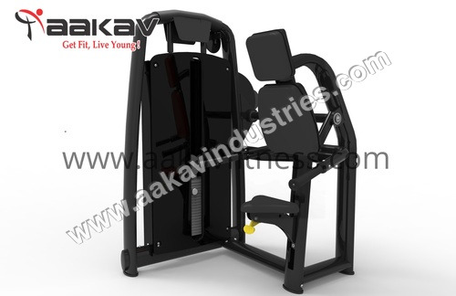 Seated Triceps X5 Aakav Fitness