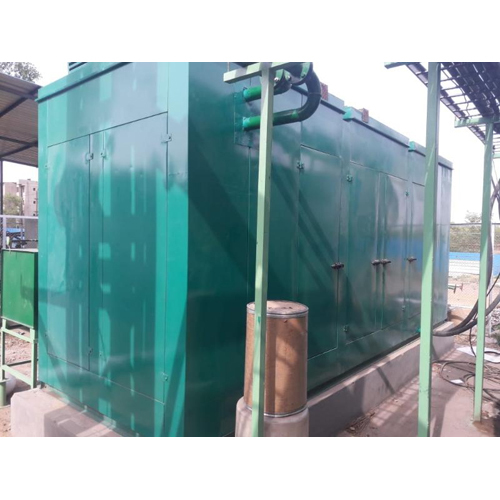 Generator  Enclosure Acoustic