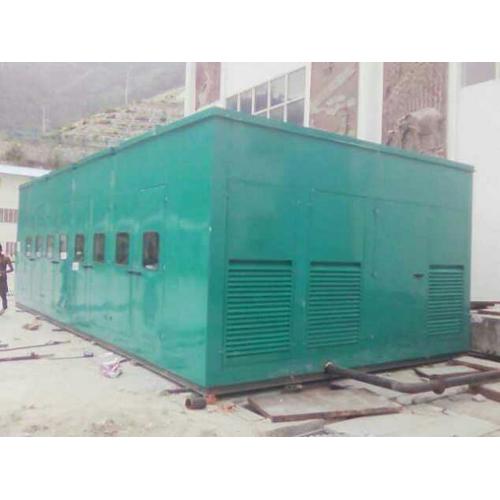 Generator Canopy Room