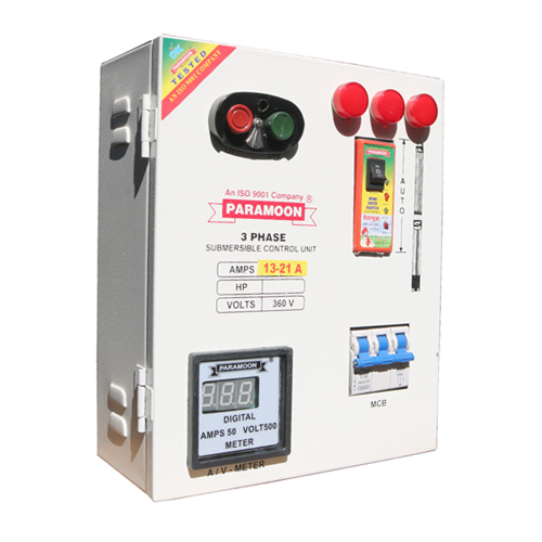 Three Phase Digital Panel Auto Switch