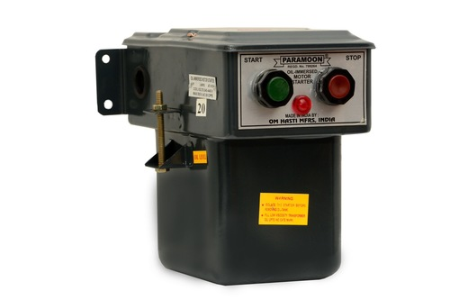 Three Phase Oil Starter