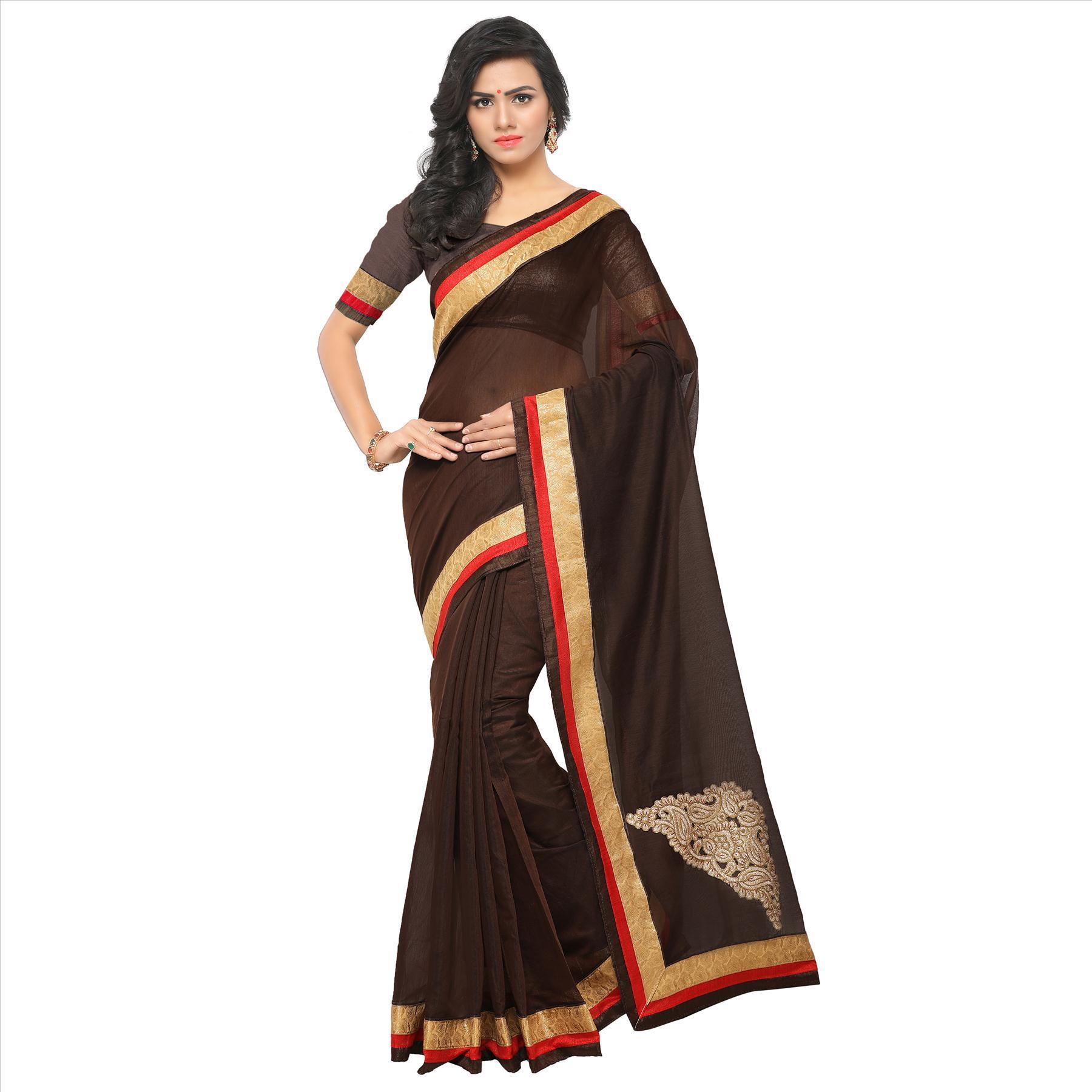 Printed Bhagalpuri Fancy Sarees
