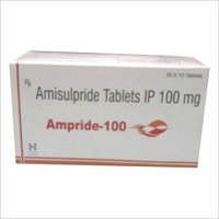 Amisulpride 100 Tablet