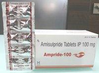 Amisulpride 100 Tablet