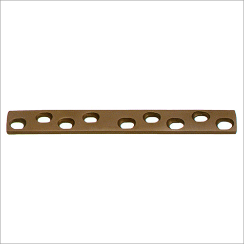 Broad Dynamic Compression Plate 4.5mm
