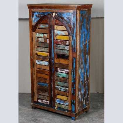 Reclaimed Arch Cabinet