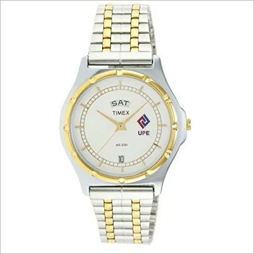 Customized logo in branded watches
