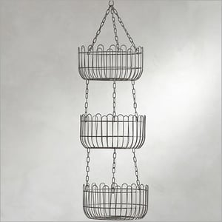 16724 Hanging Wire Baskets