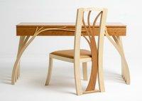 Custom Made Table Chair
