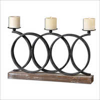 2114 Circular Candle Stand