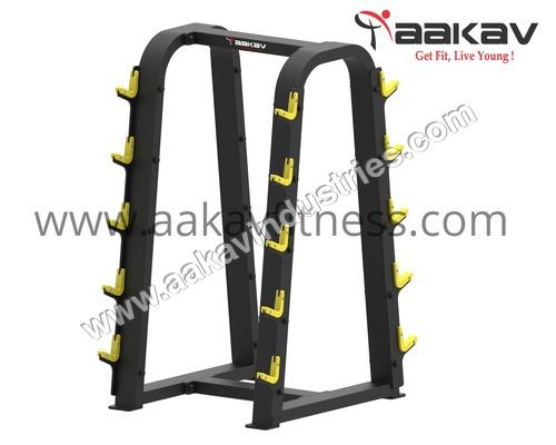 Barbell Rack X1 Aakav Fitness